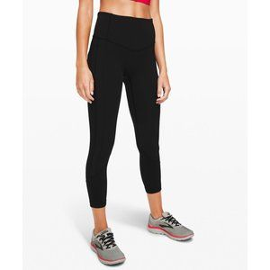 Lululemon high rise All the Right Places crop II